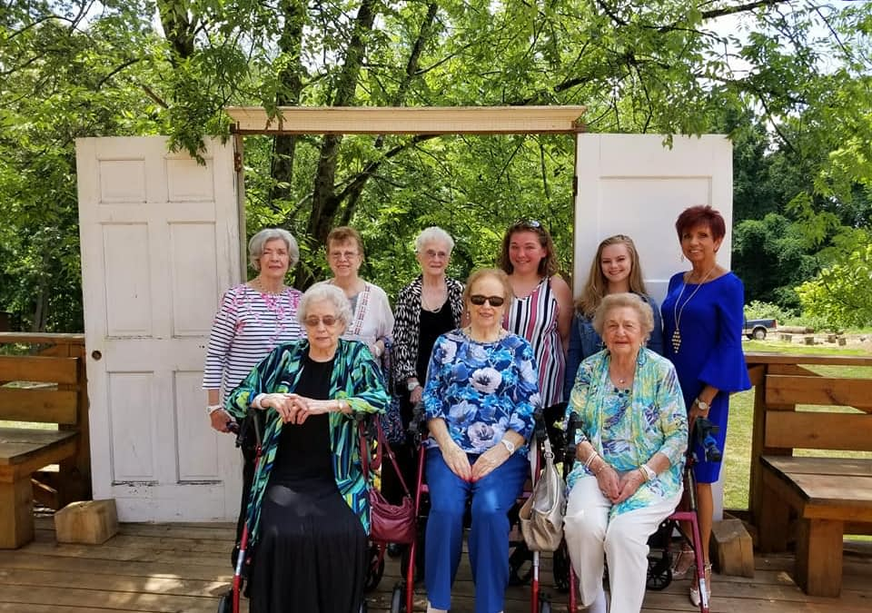 Morning Pointe Residents Network with Local Christian Women