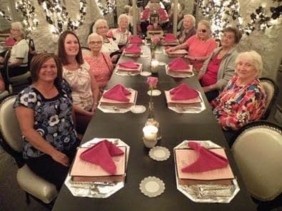 """Morning Pointe Puts on """"The Glitz"""" During Antique Gallery Tour"""