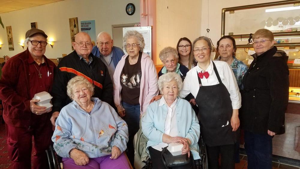 Stranger's Random Act of Kindness Brightens Morning Pointe Residents' Day