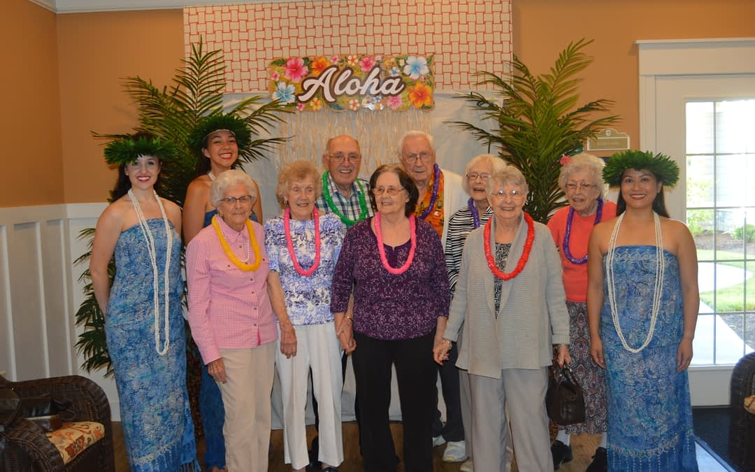 Morning Pointe Event Embraces Island State