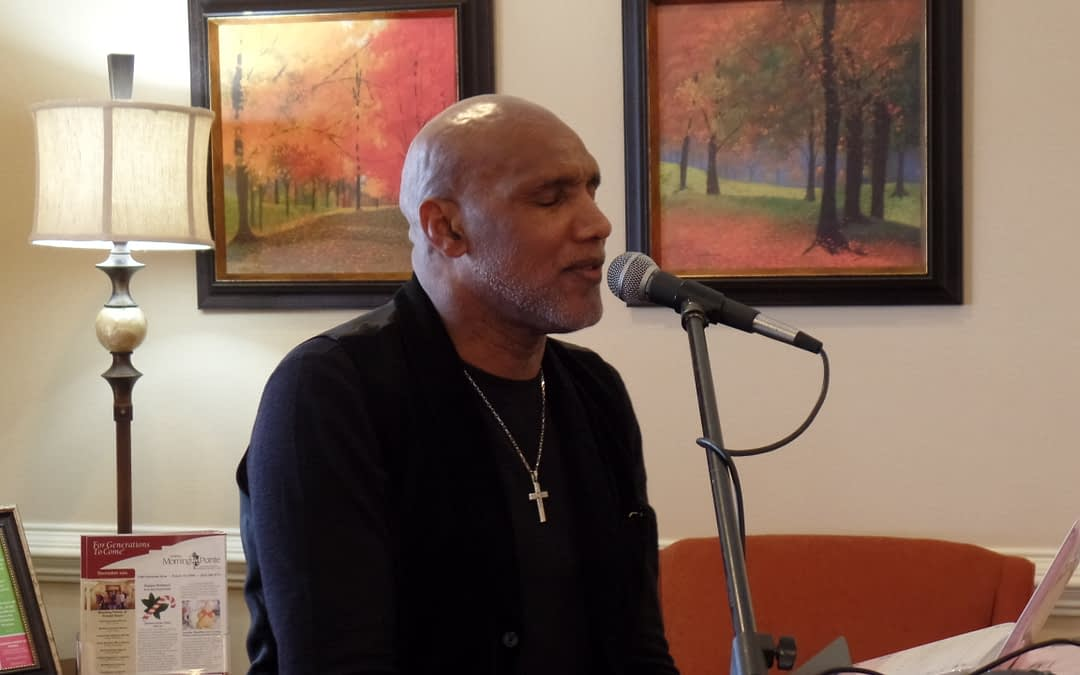Larry Blair Brings Motown Hits to Morning Pointe