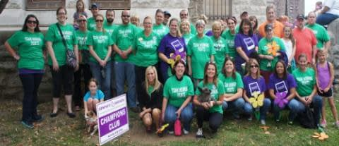 Morning Pointes of Kentucky Raise Nearly $20,000 for Alzheimer's Association