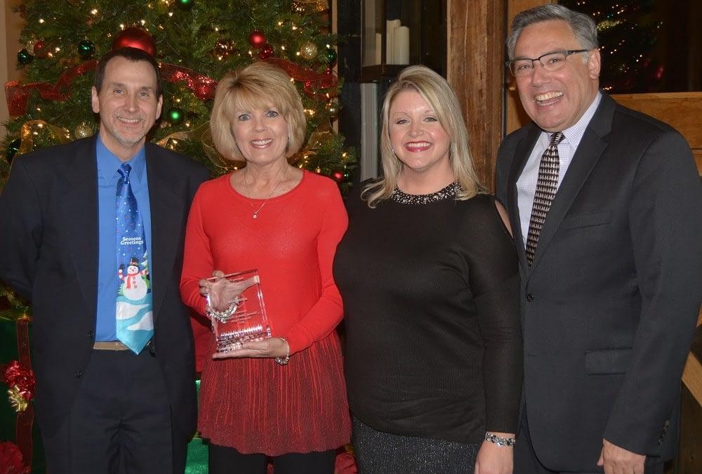 Morning Pointe of Richmond Wins Teamwork Award