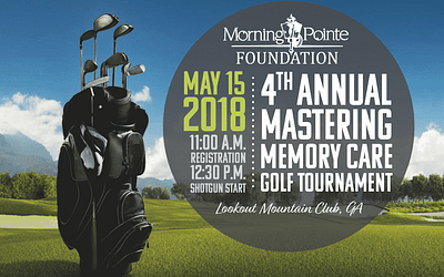Morning Pointe Hosts 4th Annual Mastering Memory Care Golf Tournament