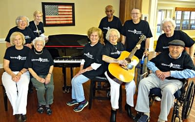 Morning Pointe Brings 'Morning Medleys' to Lakeview First Baptist Church