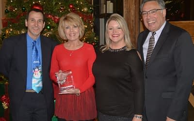 Morning Pointe of Richmond Wins Teamwork Award