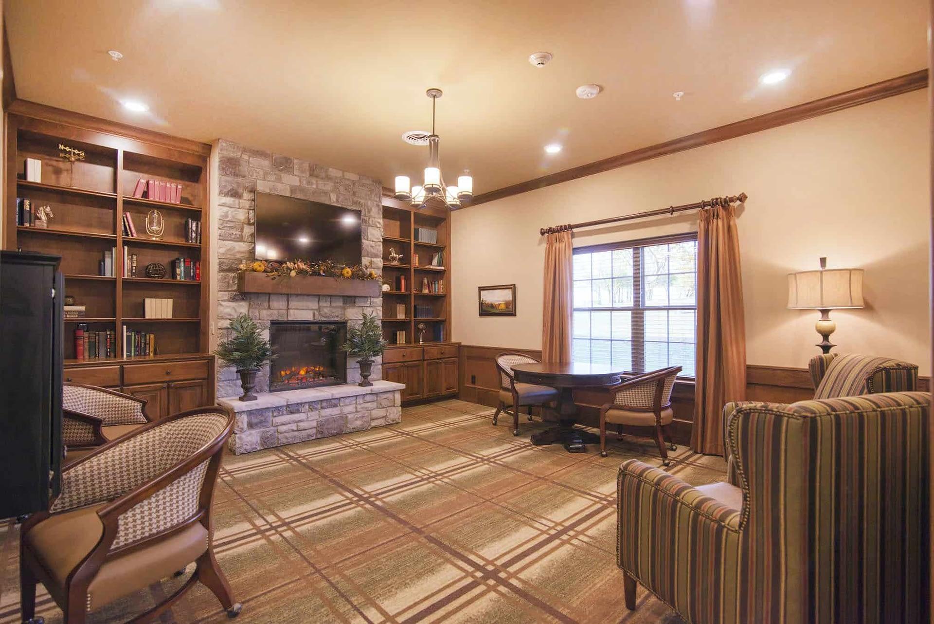 Danville-Library
