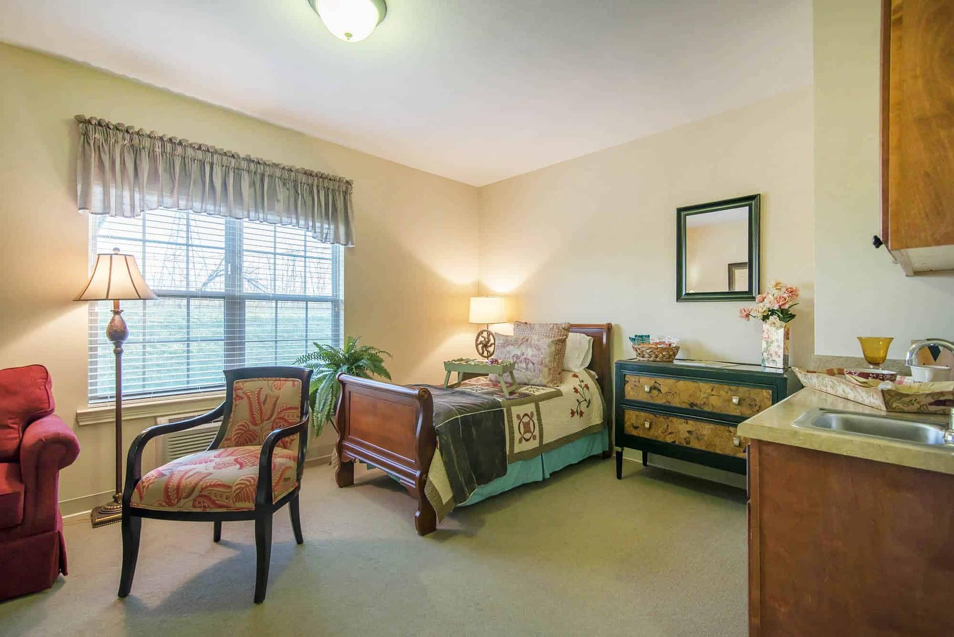 Resident-Room