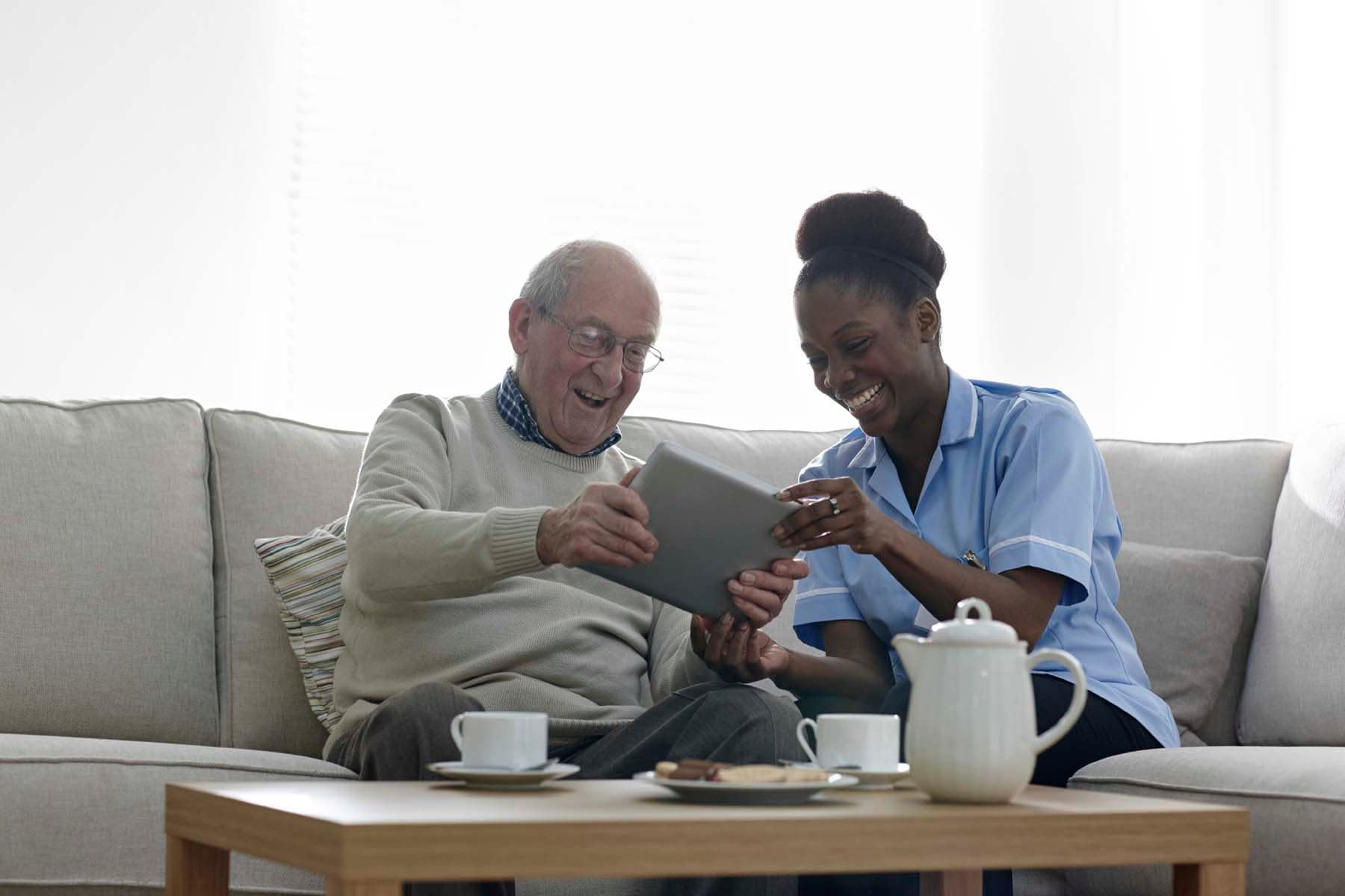 Nursing Care at Morning Pointe