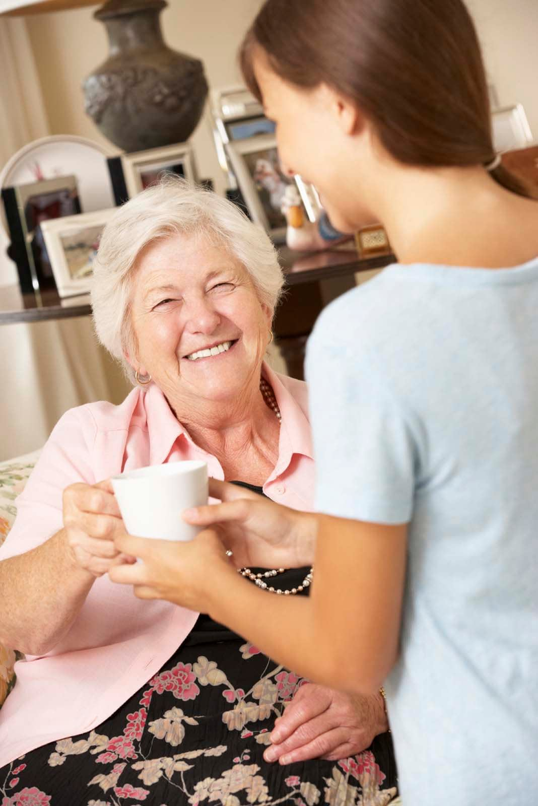 Caring for Your Loved One at Morning Pointe