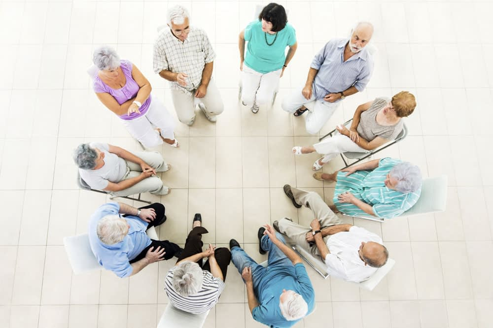Caregiver Support Groups at Morning Pointe